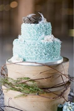 Rustic bird nest cake - Inspiration for the cake in the making! Description from pinterest.com. I searched for this on bing.com/images