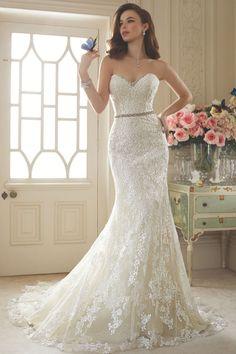 Kenley by Sophia Tolli | Wedding Dresses | www.guidesforbrides.co.uk