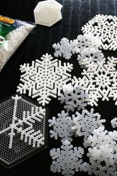 Lumihiutaleita