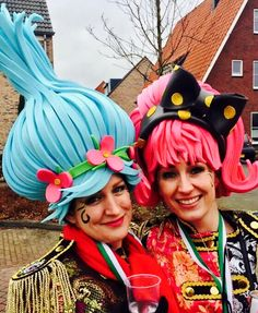 Allemaal TEJATER Foam Wig & Hat Workshop