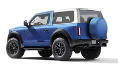 Ford's rugged SUV will make its triumphant return next year, and we have plenty of information about it. 2020 Bronco, Ford Bronco 2, New Bronco, Bronco Truck, Bronco Sports, Chevrolet Trucks, Ford Trucks, 1957 Chevrolet, 4x4 Trucks