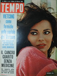 Tempo N°13 30 MAR 1966 Giovanna Ralli Rita Pavone IN Spagna Stefania Careddu   eBay