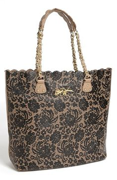 Betsey Johnson 'Dressy Betsy' Tote available at #Nordstrom