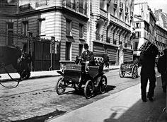 Primeros coches de Madrid