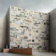 impossible architecture by filip dujardin Pinned by www.modelina-architekci.com