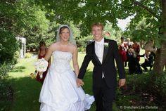 Summer Country Wedding by www.pqrphoto.com