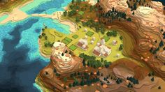 Godus, a Peter Molyneux game