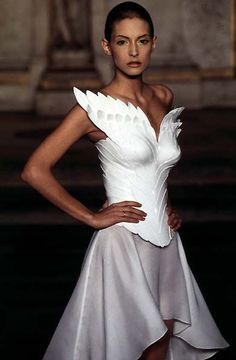 Givenchy Haute Couture SS97 by Alexander McQueen - Long Live McQueen