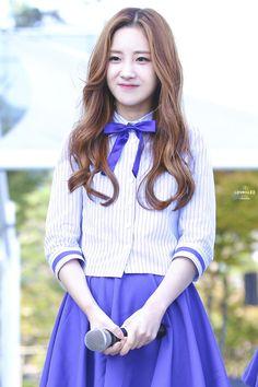 So pretty Jiae ❤❤ South Korean Girls, Korean Girl Groups, Jin, Hypnotize Me, Lovelyz Jiae, Woollim Entertainment, Debut Album, Kdrama, Baby
