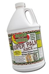 Super Palm Juice is specially formulated for palm trees and tropical plants growing from Southern California to Florida. This specially blended fertilizer keeps all tropicals and palms growing strong and healthy. Growing Strong, Moon Dust, Tropical Plants, Front Yard Landscaping, Plant Care, Spray Bottle, Palm Trees, Juice, Outdoor Ideas