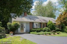 Great house #ForSale! Just listed - Leesburg, VA. #Rambler 1.35 acres! Call us to see this beautiful #house in person! #RealEstate #LoudounCounty