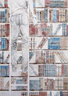 choosing a book (Juliano Lopes)