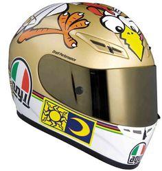 AGV Valentino Rossi Chicken Helmet