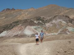 Death vally USA!  only 300 feet below sea level!  Such an epic place.  So hot, yet so many amazing things to see!  #greatwalker
