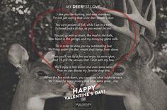 Legendary Valentine's Day Poem for Hunters #CelebrateTheHunt
