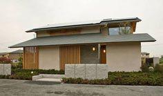 「木の家」の画像検索結果 Loft Design, House Design, Minimalist Home, Entrance, Garage Doors, Architecture, Outdoor Decor, Lofts, Home Decor