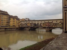 Ponte Vecchio, a mais linda! Firenze.