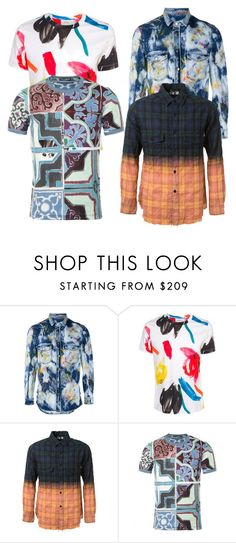 """""""Untitled #7"""" by eran-bellely on Polyvore featuring James Long, Paul Smith, Yves Saint Laurent, Dolce&Gabbana, men's fashion and menswear"""