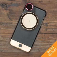 The Ztylus Camera System was created to enhance the width, depth, and overall quality of your smartphone's photos. Purchase the case made specifically for your iPhone 6 to create better pictures.