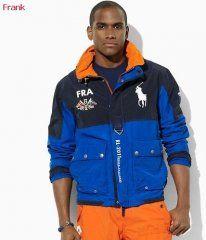 Doudoune Ralph Lauren Homme Loisirs Bleue Noire Jaunes Doudoune Ralph Lauren,  Polo Club, Polo 8b9f7cf9e20e