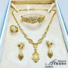 Gold Jewelry, Gold Necklace, Jewellery, Hassan 2, Centre Commercial, Fashion Jewelry, Beautiful, Gold Wedding Rings, Jewels