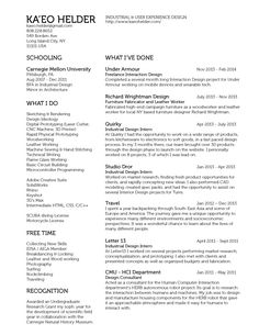 Example Graphic Design Resume Ece Sample Resume Trends In .  Product Design Resume