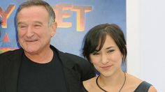 Robin Williams' daughter reflects on her father's death