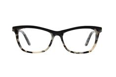 Black Acetate Full-Rim Frame with Spring Hinges #1080 | Zenni Optical Eyeglasses