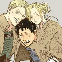 My monster Trio♥