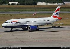 G-EUUO - British Airways - Airbus A320-232 - Picture at Plane13.com