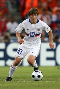 Andrei Arshavin, Russia