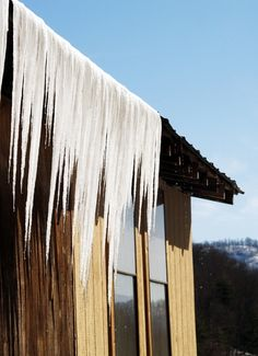 Winter is upon us, we encourage homeowners to re-familiarize themselves with ice damming to help better protect their roofs and their homes. Ice Dams, Roofing Systems, Home Inspection, Property For Rent, Whistler, Sounds Like, Home Improvement, Reindeer, Outdoor Decor