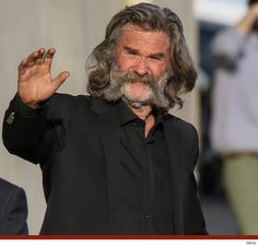 Kurt Russell Offering Executive Level Mustache Rides On JIMMY ...