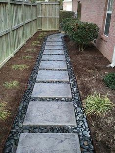 Affordable front yard walkway landscaping ideas - All For Garden