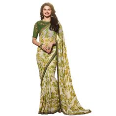 Buy Genius Creation Bollywood Designer Mehandi Color Georgette Printed Saree Online at Low prices in India on Winsant, India fastest online shopping website. Shop Online for Genius Creation Bollywood Designer Mehandi Color Georgette Printed Saree only at Winsant.com. COD facility available.#saree #cotton #designersaree #silksarees #fashion #style #onlineshopping