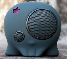 The BB1 speaker fuses Japanese urban design with mobile audio in a truly portable package.