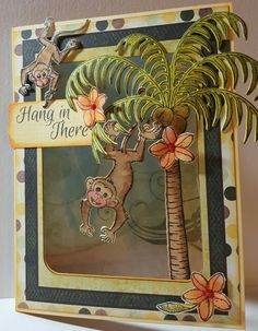 Monkeying Around Collection by Heartfelt Creations.