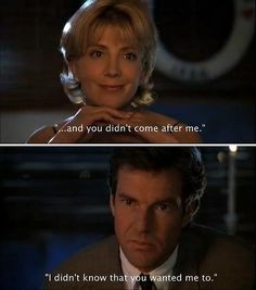 "The Parent Trap <3 ""You didn't come after me..."""