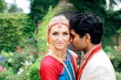 the happy couple - photo by Chicago based wedding photographers Harrison Studio