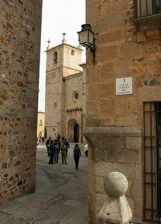 Cáceres..Extremadura