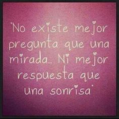 The Nicest Pictures: sonrisa Short Quotes, Cute Quotes, Best Quotes, Quotes En Espanol, Big Words, The Ugly Truth, Spanish Quotes, Like Me, Sentences