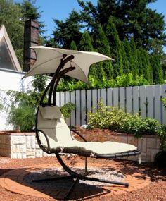 Stunning Schwebende Luxus Schwingliege im modernen Design f r Wellness im eigenen Garten Die an einem