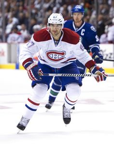 Max Pacioretty, left-winger for the Montreal Canadiens, was fourth in NHL scoring for 2013-2014 with 39 goals