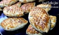 Hamuru Maydanozlu Peynirli Poğaça Tarifi