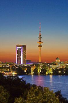Fernsehturm, Hamburg