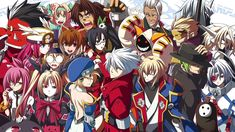 BlazBlue: Alter Memory is an anime adaptation of the BlazBlue fighting game series by Arc System...