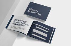 SICURTEC® – Markenstrategie, Corporate Design Relaunch & Website | MOREMEDIA® Corporate Design, 3d Design, Cards Against Humanity, Website, Visual Identity, Search Engine Optimization, Brand Design, Branding Design