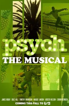 Ahhh! :D I'm not even a huge fan of musicals but I can't wait for this :D :D ~Psych The Musical~