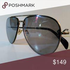 8cf073fee5eb CELINE Thin Mary Sunglasses CL 41068 NWT in 2018