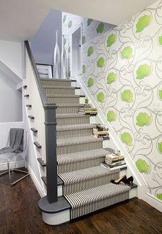 29 modèles du tapis d'escalier
